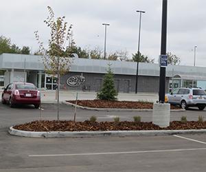 Campbell Park & Ride Transit Station 1