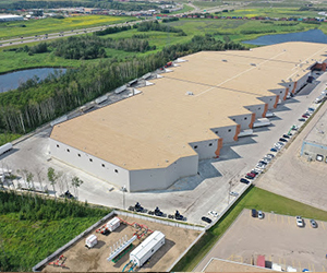 MTE Logistics Edmonton