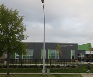 Thelma Chalifoux School - 1